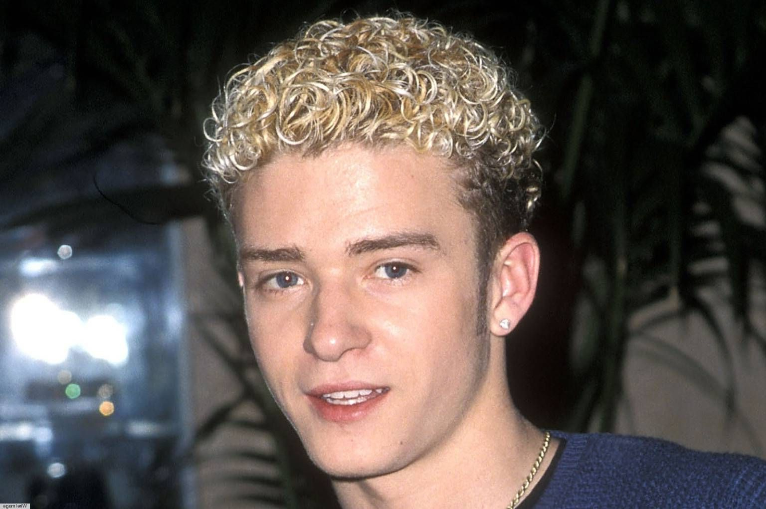 2017 Mohawk Hairstyles With Length And Frosted Tips Intended For Justin Timberlake's Style Evolution From Frosted Tips To Three (View 4 of 20)