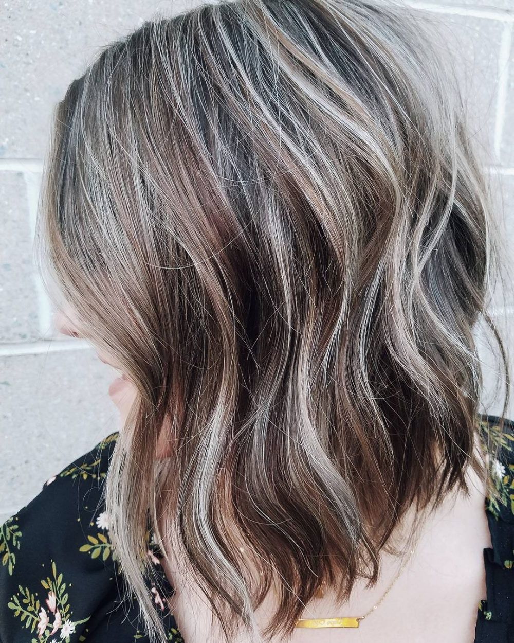 2017 Straight Layered Tresses In A Line Hairstyles Throughout 43 Perfect Short Hairstyles For Fine Hair In  (View 1 of 20)