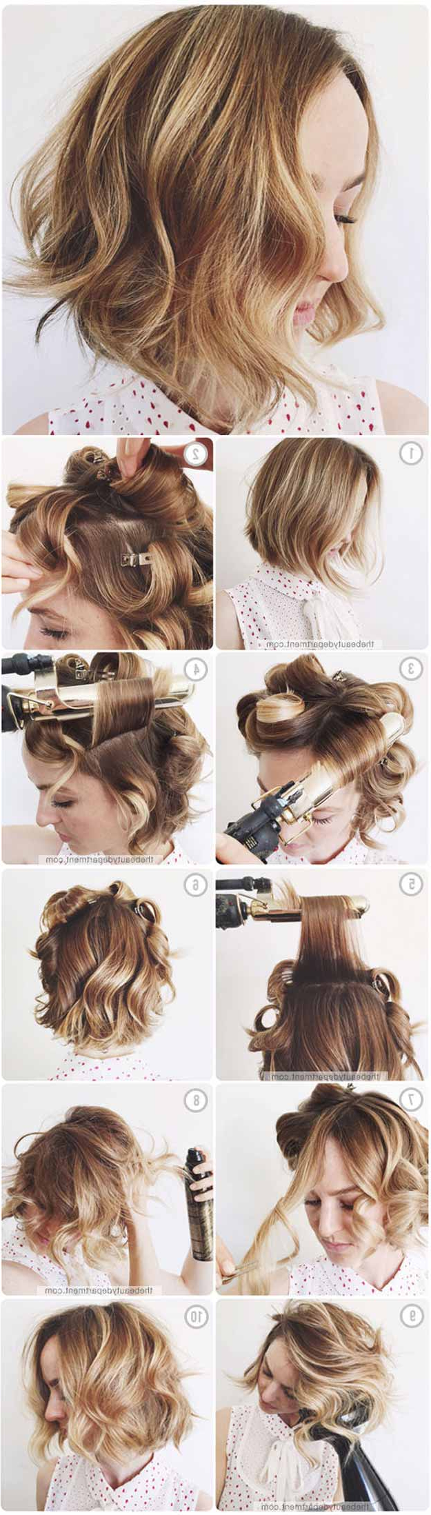 2018 20S Medium Hairstyles Within 33 Best Hairstyles For Your 20S – The Goddess (View 5 of 20)