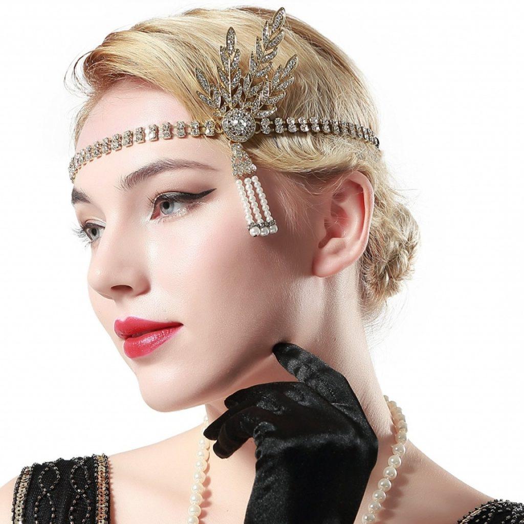 2018 Flapper Girl Medium Hairstyles Inside 2019 Flapper Hairstyles For Medium Hair Luxury 1920S Hairstyles (View 4 of 20)