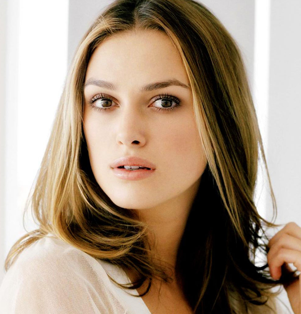 Featured Photo of Keira Knightley Medium Haircuts