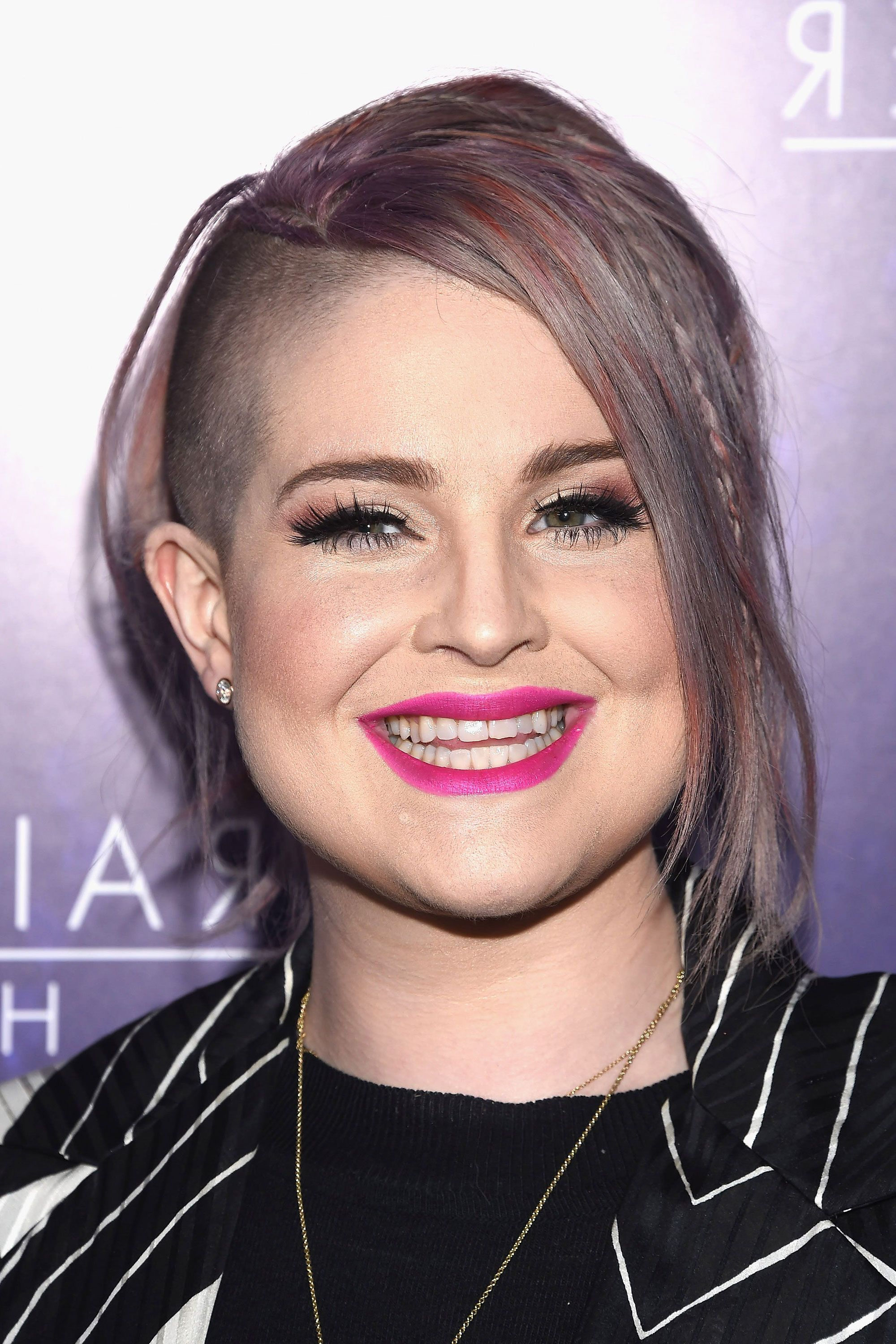 2018 Kelly Osbourne Medium Haircuts Regarding 45 Hairstyles For Round Faces – Best Haircuts For Round Face Shape (View 1 of 20)