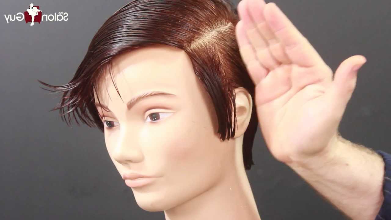 2018 Kris Jenner Medium Haircuts Pertaining To Kris Jenner Short Haircut & Style Tutorial – Youtube (View 1 of 20)