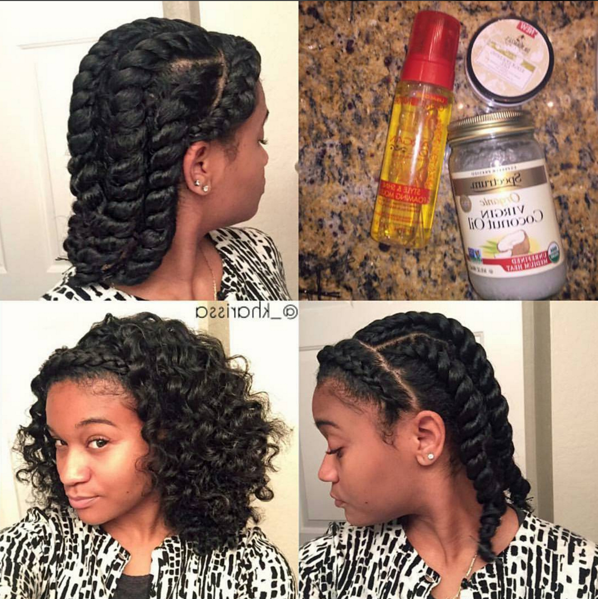 2018 Medium Haircuts For Transitioning Hair Pertaining To Welcome To Get Kinky! : Photo (View 1 of 20)