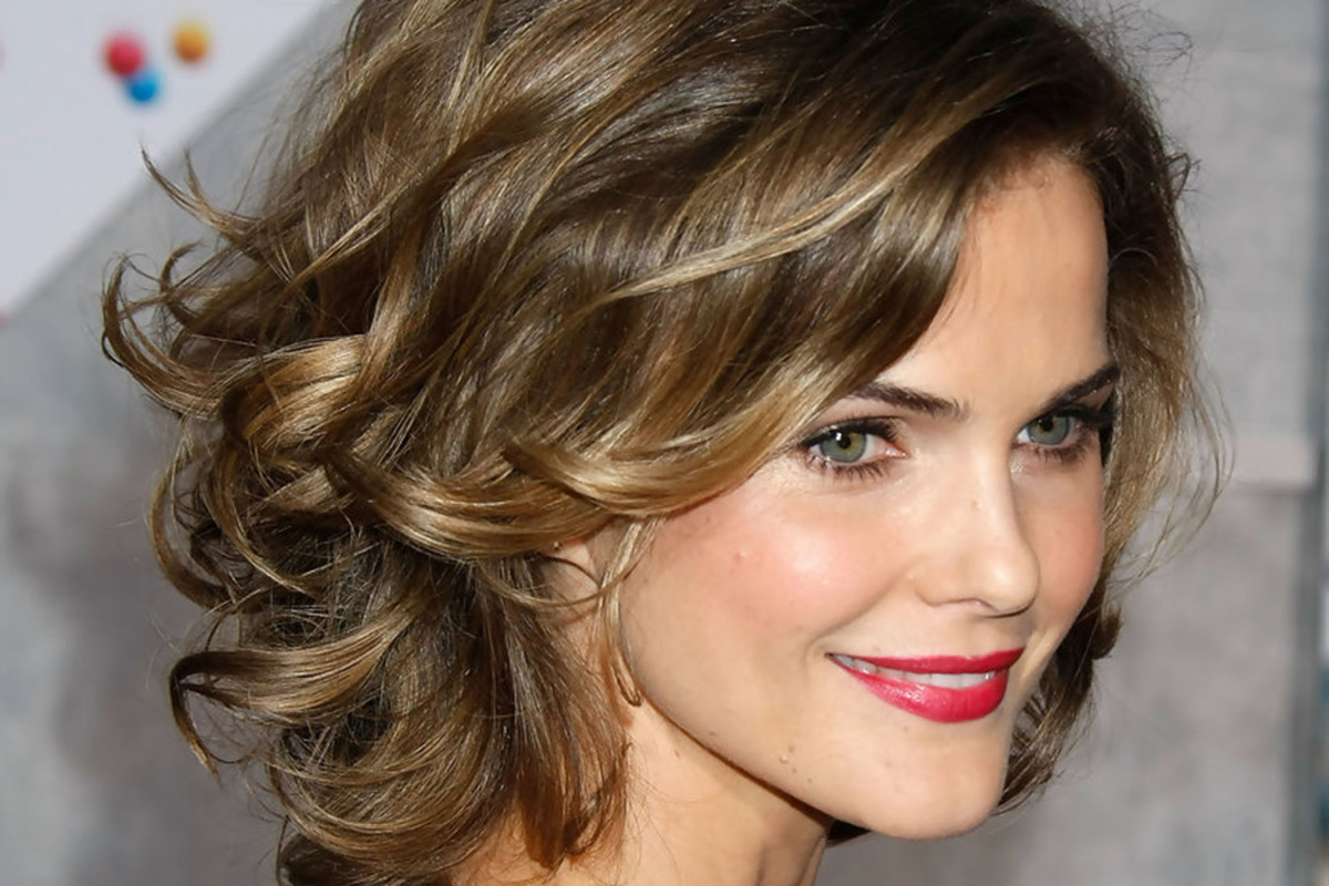 2018 Medium Haircuts For Wavy Frizzy Hair For The Best Cuts For Fine, Frizzy, Wavy Hair – The Skincare Edit (View 15 of 20)