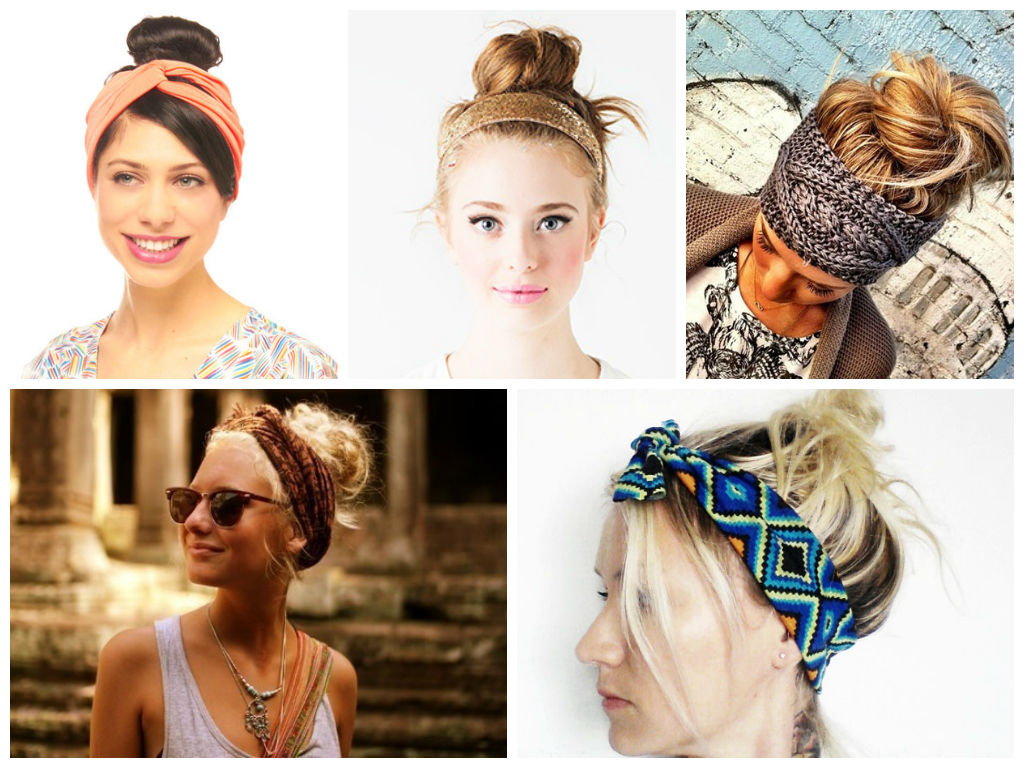 2018 Medium Haircuts With Headbands Pertaining To Hairstyles With A Thick Headband – Hair World Magazine (View 3 of 20)
