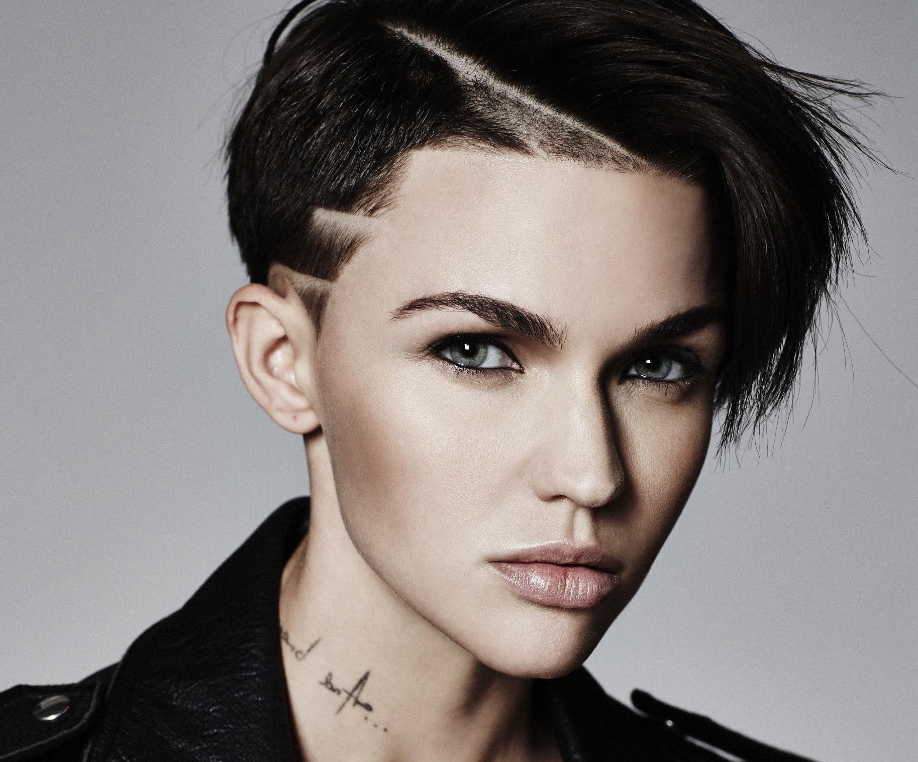 2018 Ruby Rose Medium Hairstyles With Ruby Rose Hairstyles – Hair World Magazine (View 1 of 20)