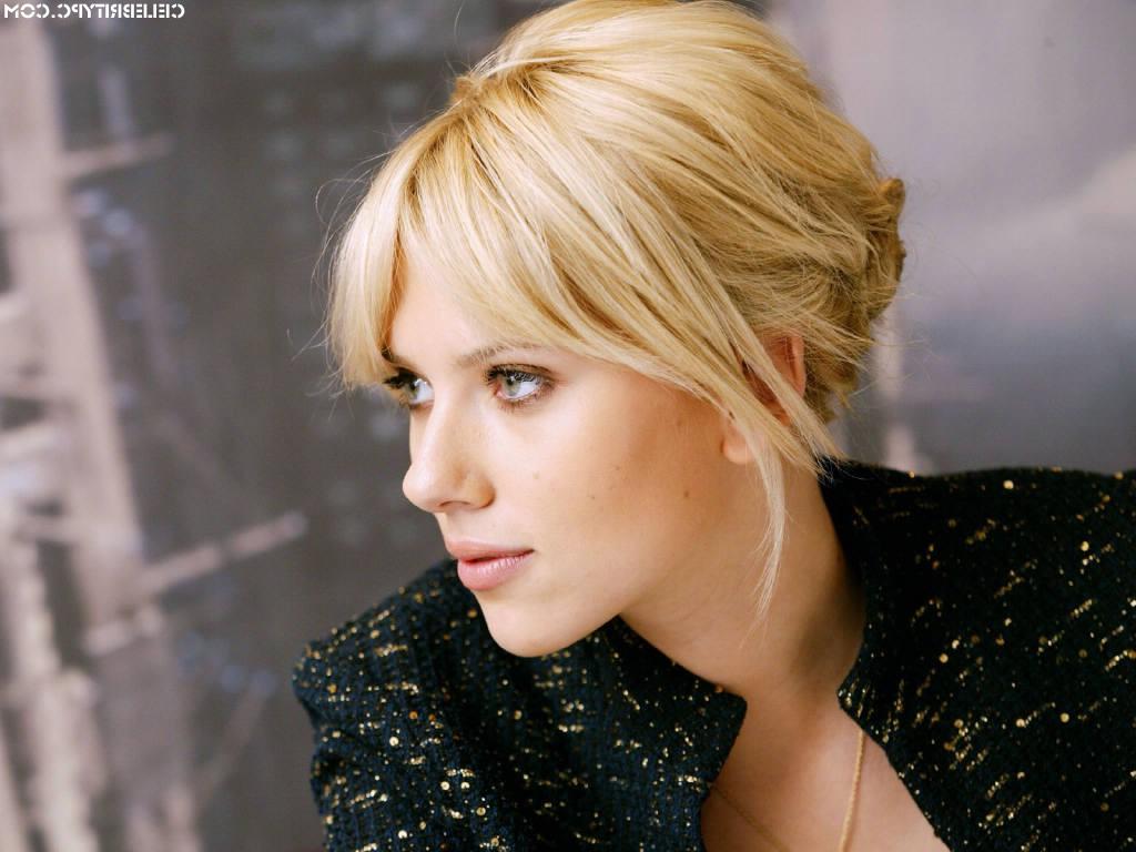 2018 Scarlett Johansson Medium Hairstyles In 43 Beautiful Scarlett Johansson Hairstyles (View 1 of 20)