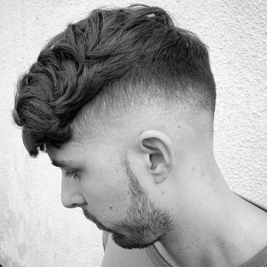 21 Cool Men's Haircuts For Wavy Hair (2019 Update) For Widely Used Medium Haircuts That Cover Your Ears (View 3 of 20)