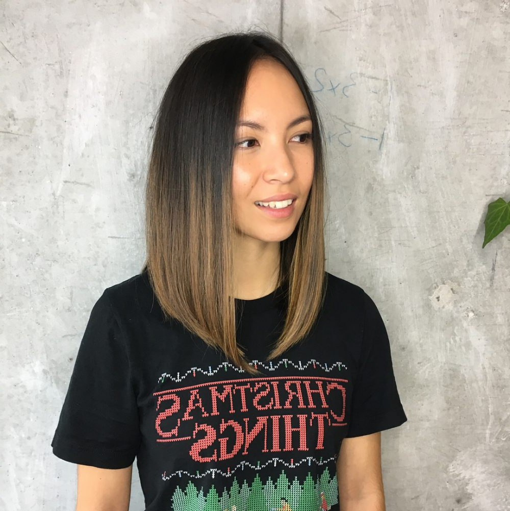 2020 Latest Medium Haircuts For Black Women With Oval Faces