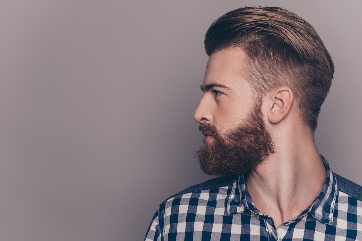 25 Side Shaven Looks To Spiff You Up This Year Within Popular Shaved Side Medium Hairstyles (View 2 of 20)