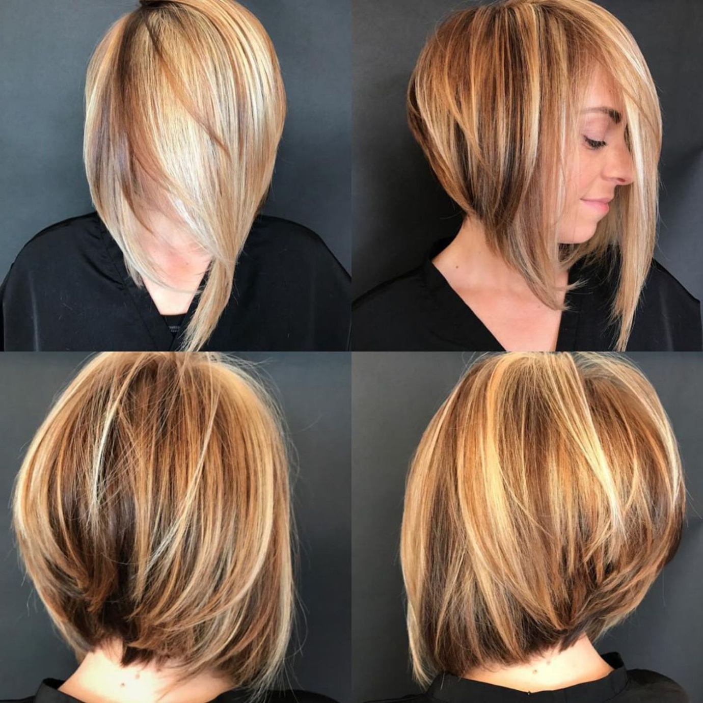 30 Beautiful And Classy Graduated Bob Haircuts (Gallery 1 of 20)