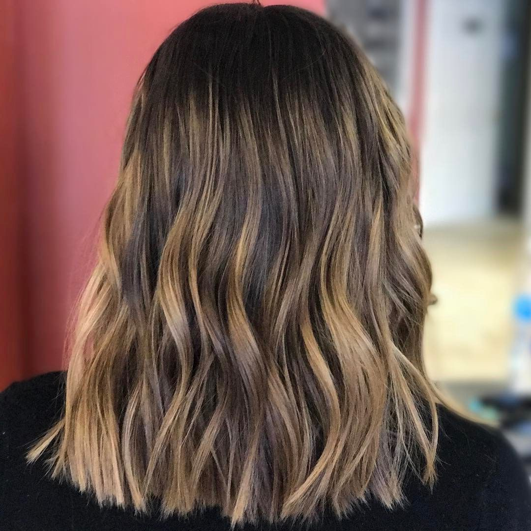 30 Cute Daily Medium Hairstyles 2018 – Easy Shoulder Length Hair Pertaining To Most Up To Date Medium Hairstyles (View 3 of 20)