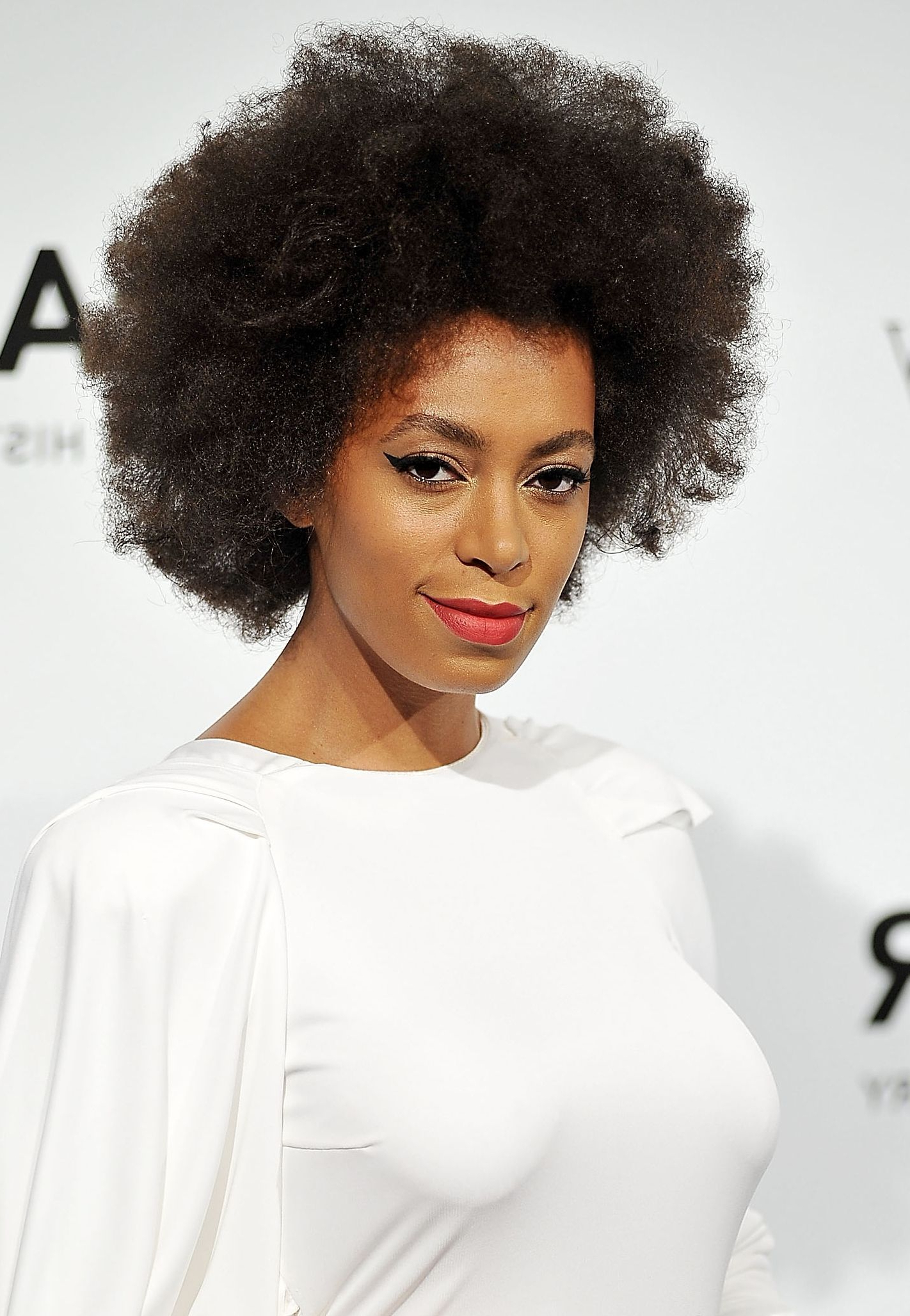 30 Easy Natural Hairstyles For Black Women – Short, Medium & Long Inside Favorite Afro Medium Haircuts (View 4 of 20)