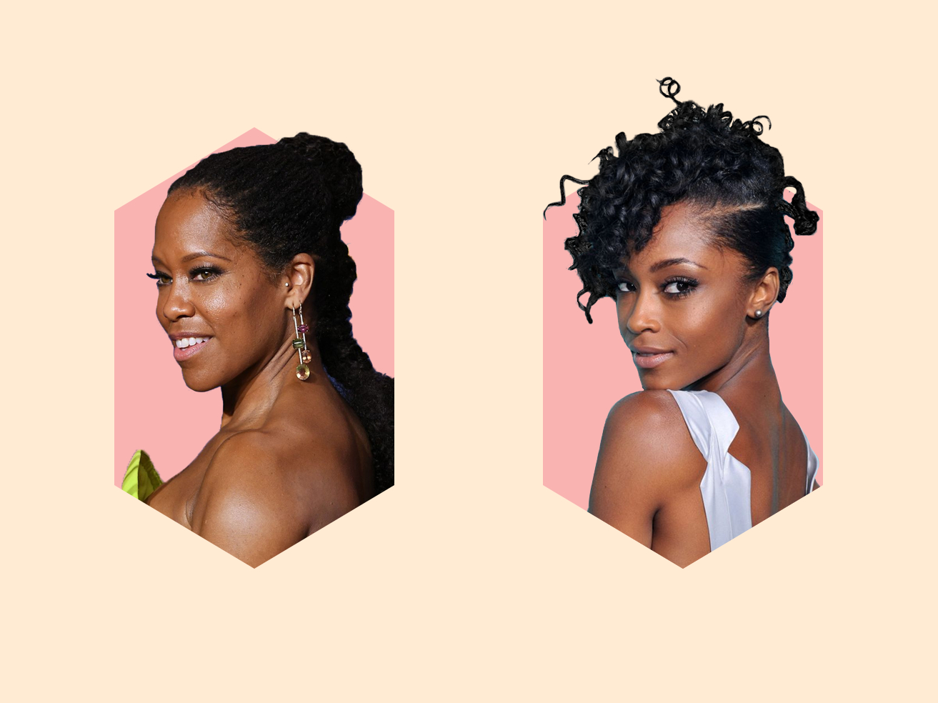 30 Easy Natural Hairstyles For Black Women – Short, Medium & Long With Regard To Trendy Medium Haircuts For Black Women With Natural Hair (Gallery 18 of 20)
