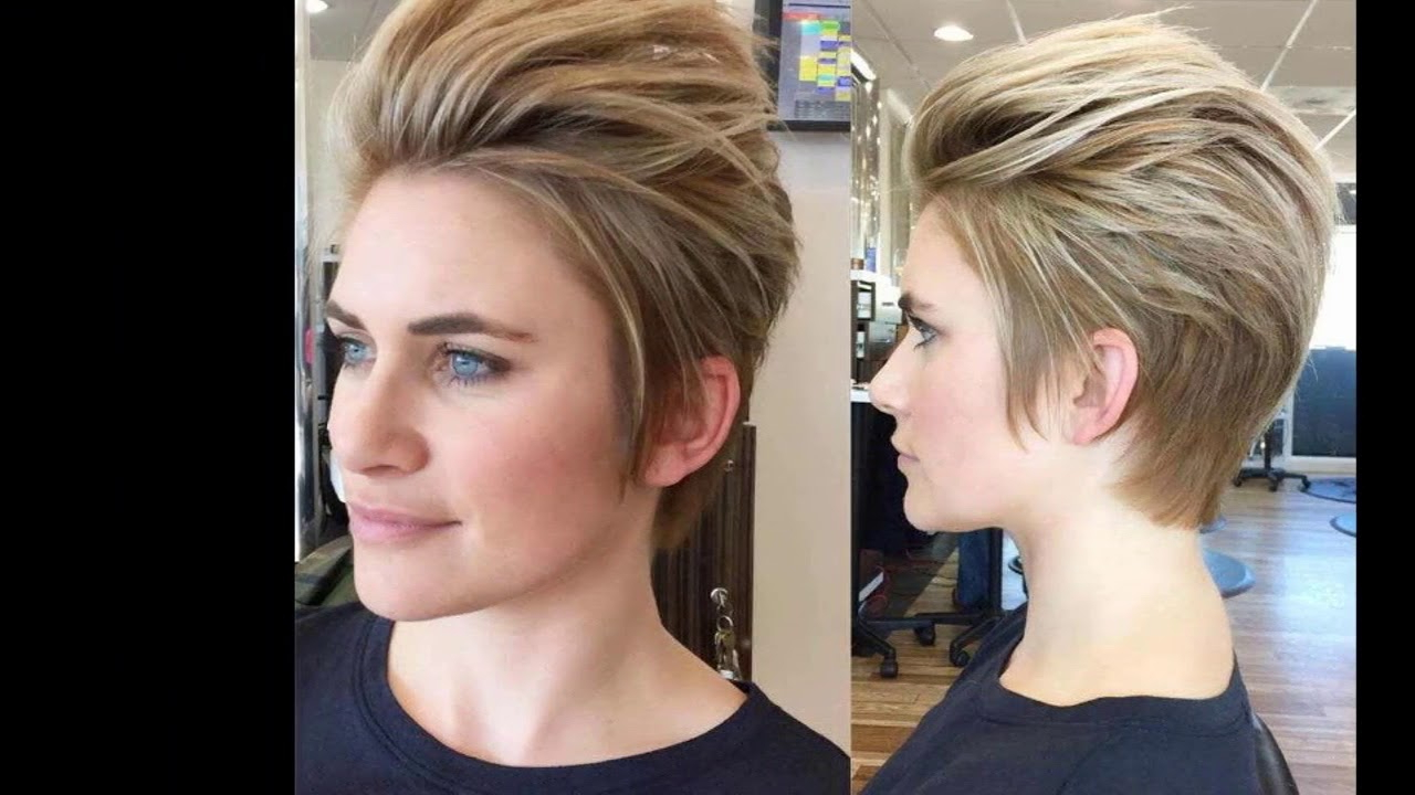 30+ Simple Women Undercut Hairstyles – Youtube Intended For 2018 Undercut Medium Hairstyles For Women (View 5 of 20)