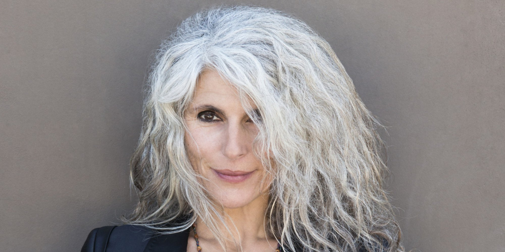 30 Stylish Gray Hair Styles For Short And Long Hair Throughout Newest Medium Hairstyles For Salt And Pepper Hair (Gallery 6 of 20)
