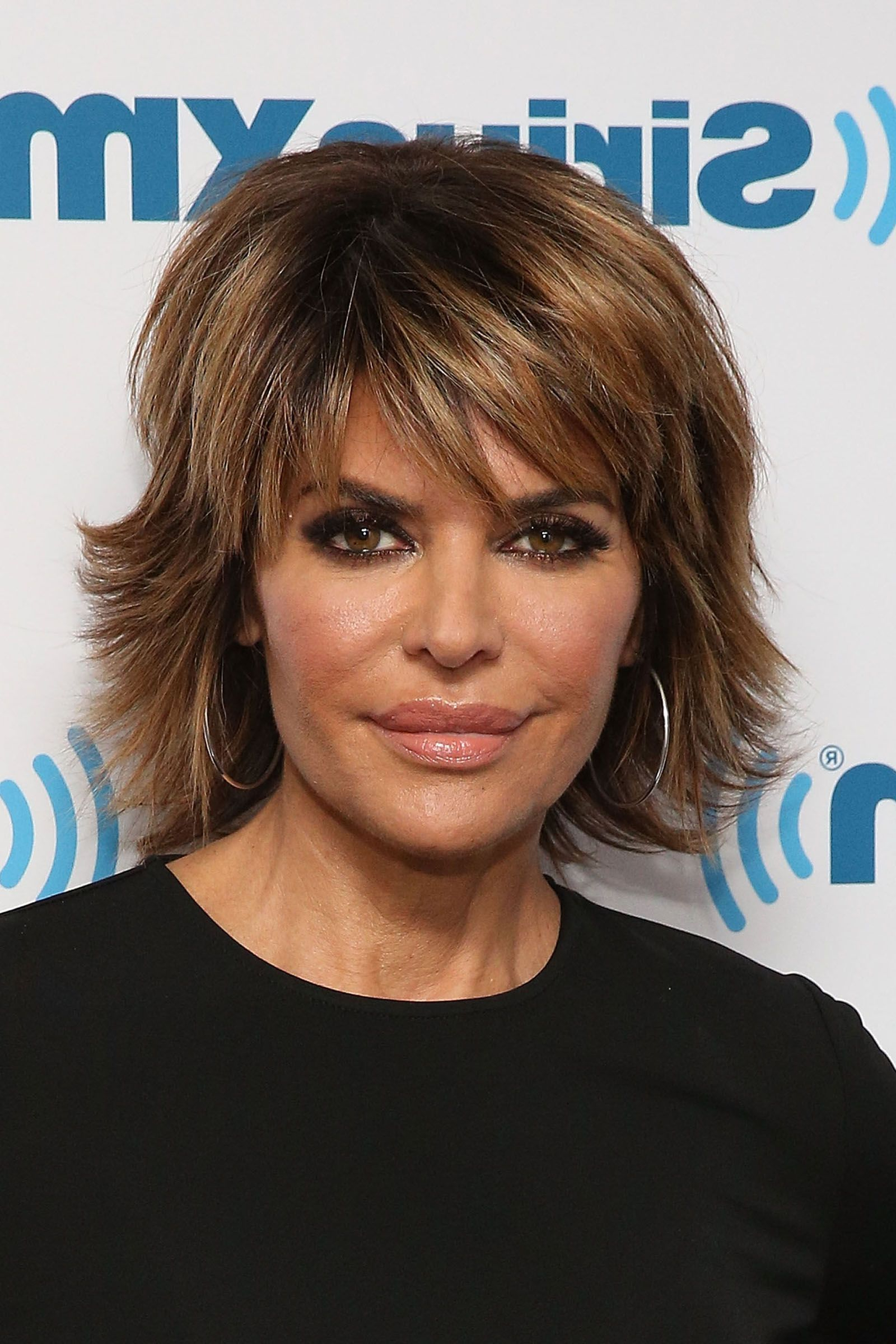 35 Best Hairstyles For Women Over 50 – Gorgeous Haircut Ideas For Pertaining To Well Known Cute Medium Haircuts With Bangs And Layers (View 6 of 20)