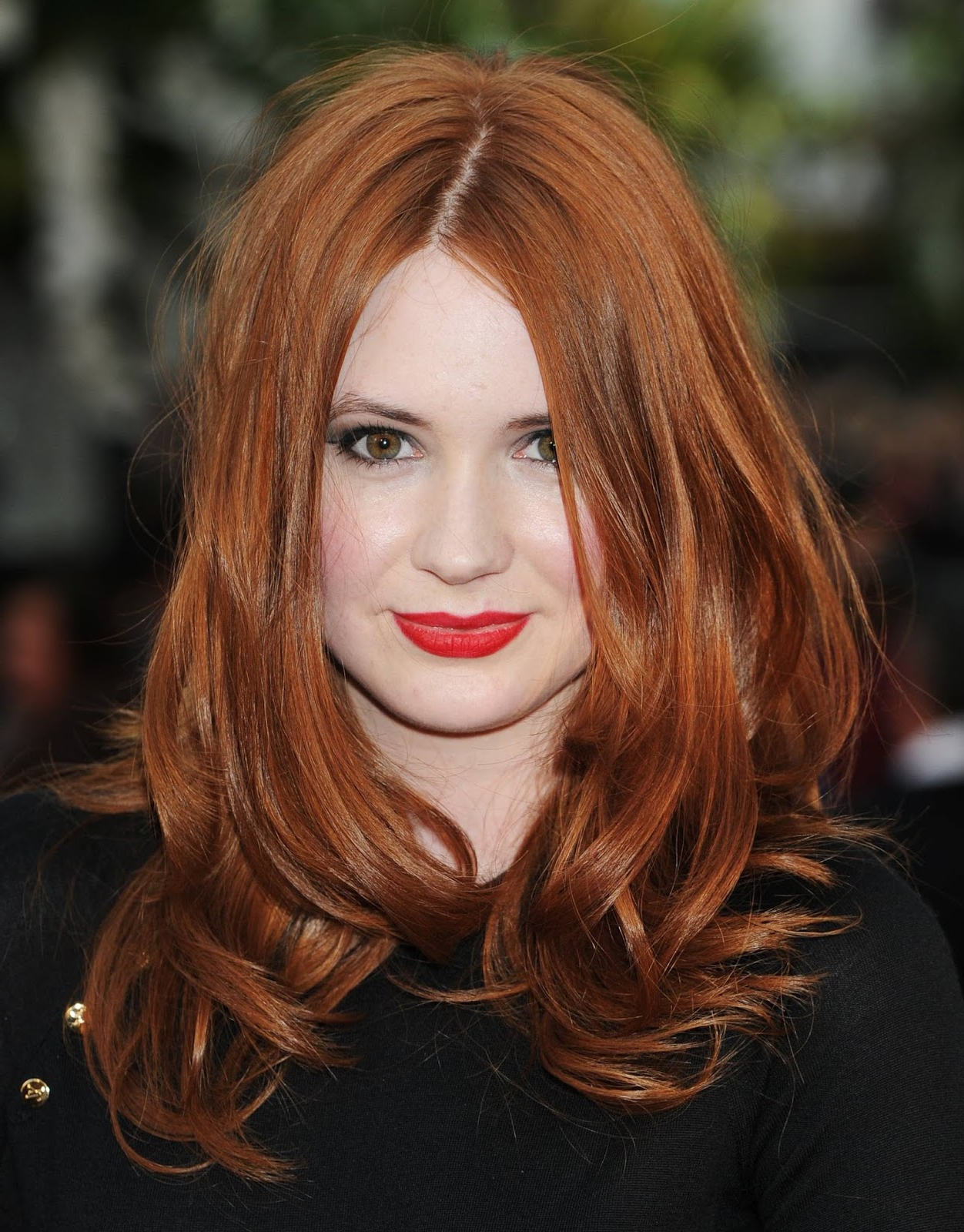 37 Flattering Auburn Hair Color Ideas (View 7 of 20)