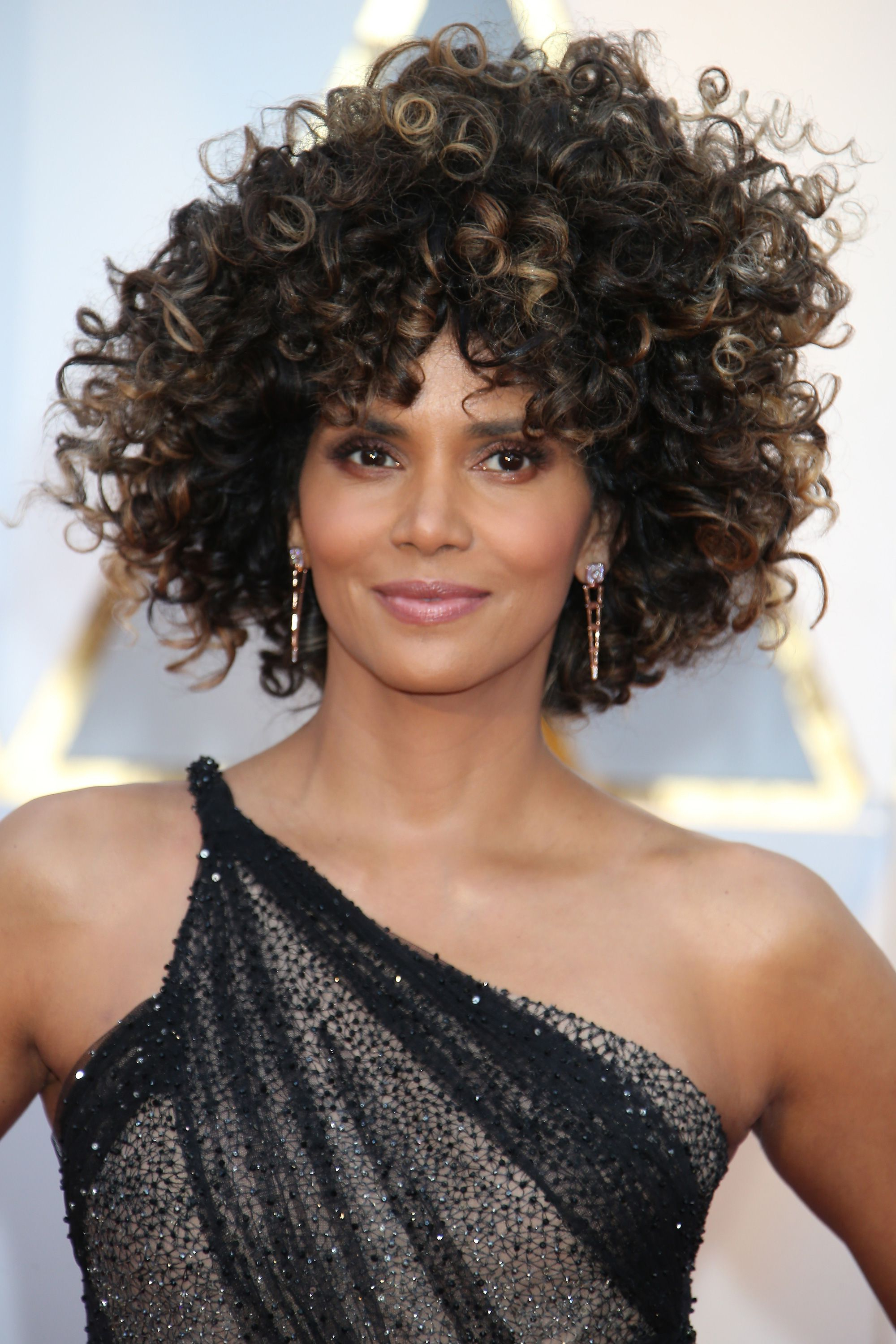 42 Easy Curly Hairstyles – Short, Medium, And Long Haircuts For Pertaining To Current Medium Haircuts For Relaxed Hair (Gallery 19 of 20)
