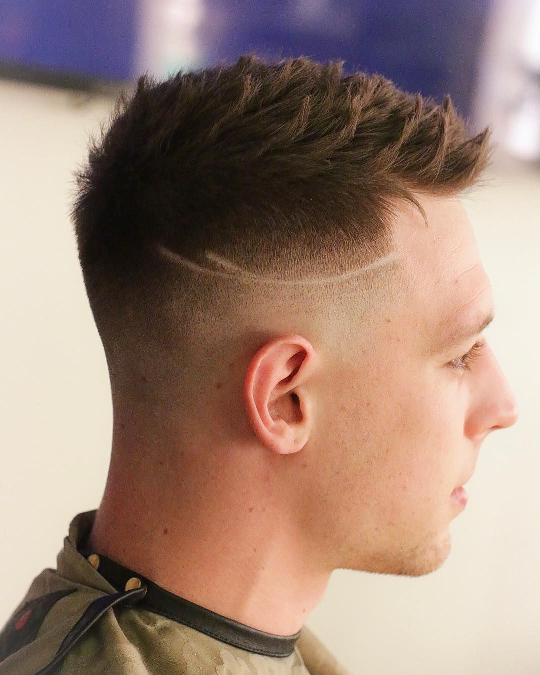 42 New Fade Haircuts For Men  > Cool Men's Hairstyles + Haircuts Within 2018 The Pixie Slash Mohawk Hairstyles (Gallery 5 of 20)