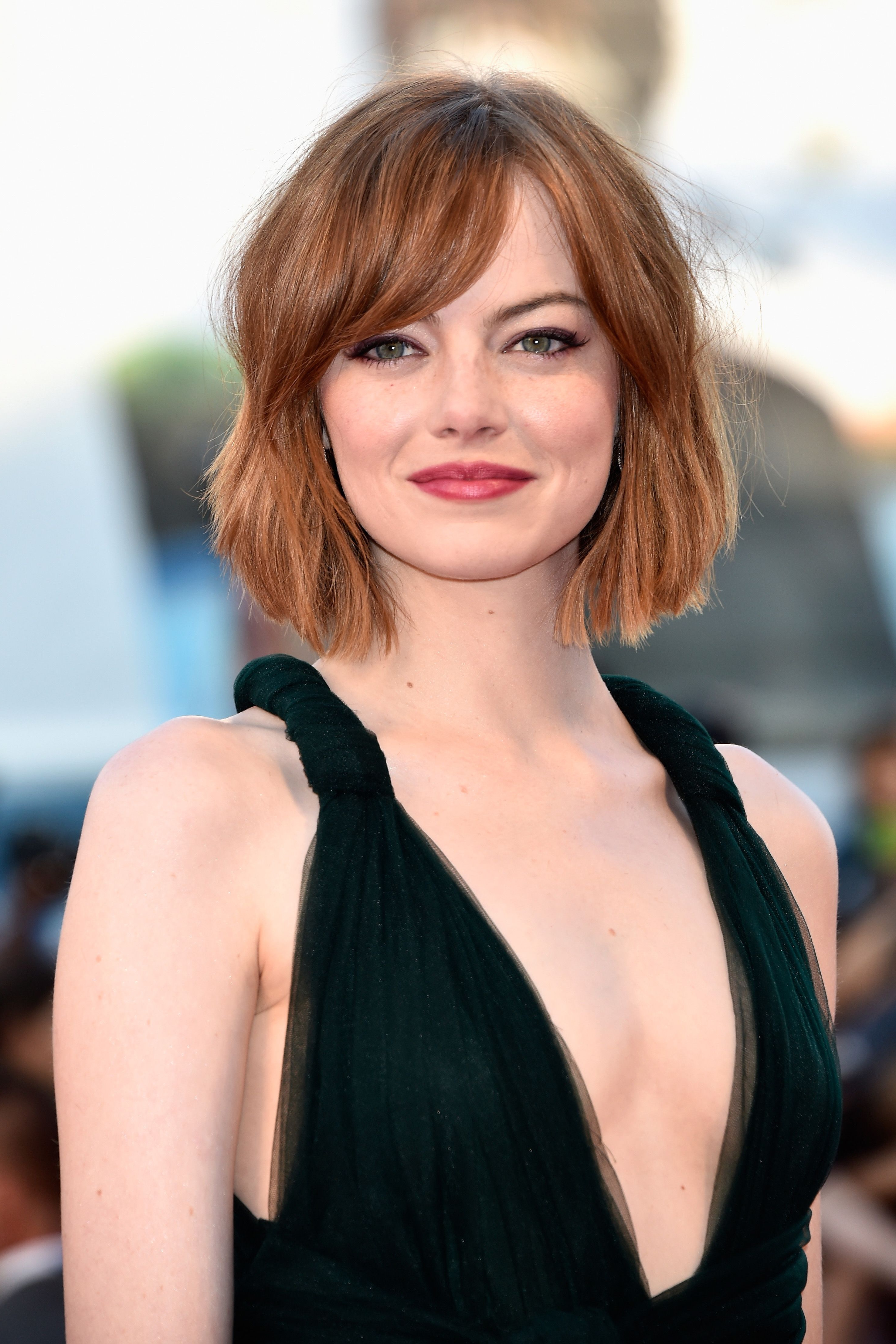 45 Hairstyles For Round Faces – Best Haircuts For Round Face Shape Regarding Current Medium Hairstyles With Bangs For Round Faces (View 5 of 20)