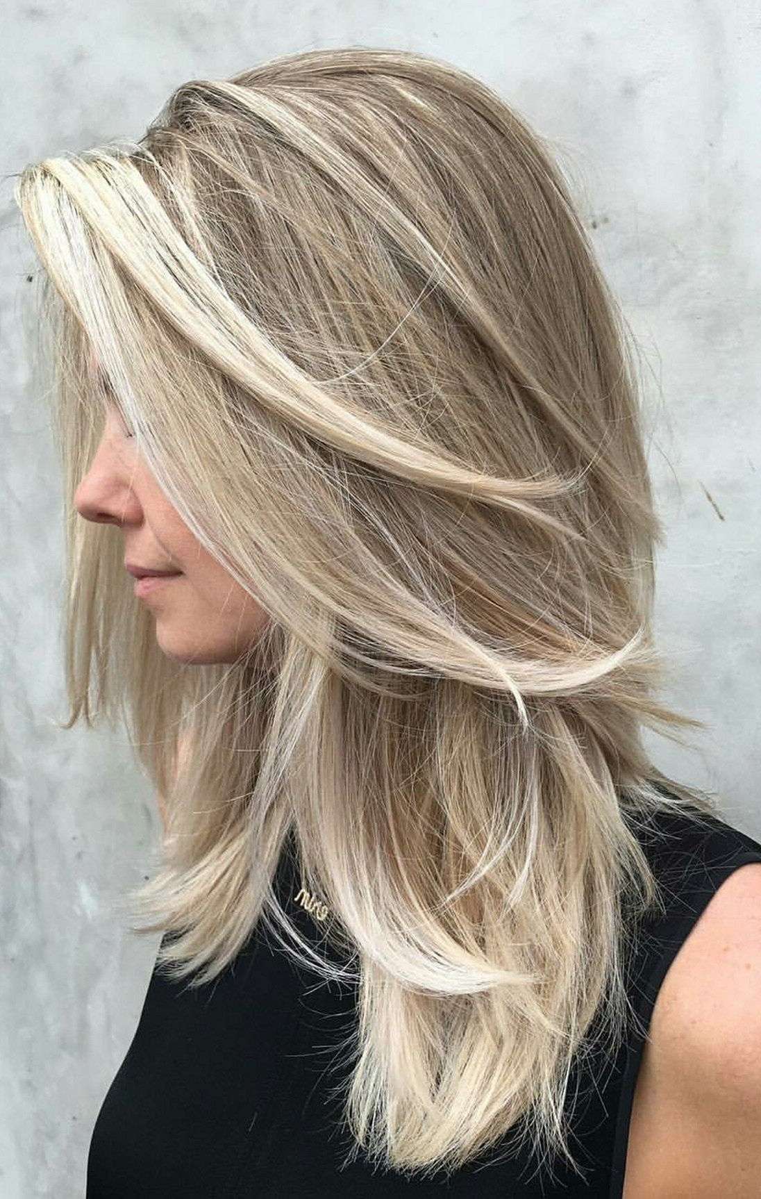 47 Adorable Cool Women's Medium Hair Ideas To Try This Summer With Regard To Most Popular Summer Medium Hairstyles (View 5 of 20)