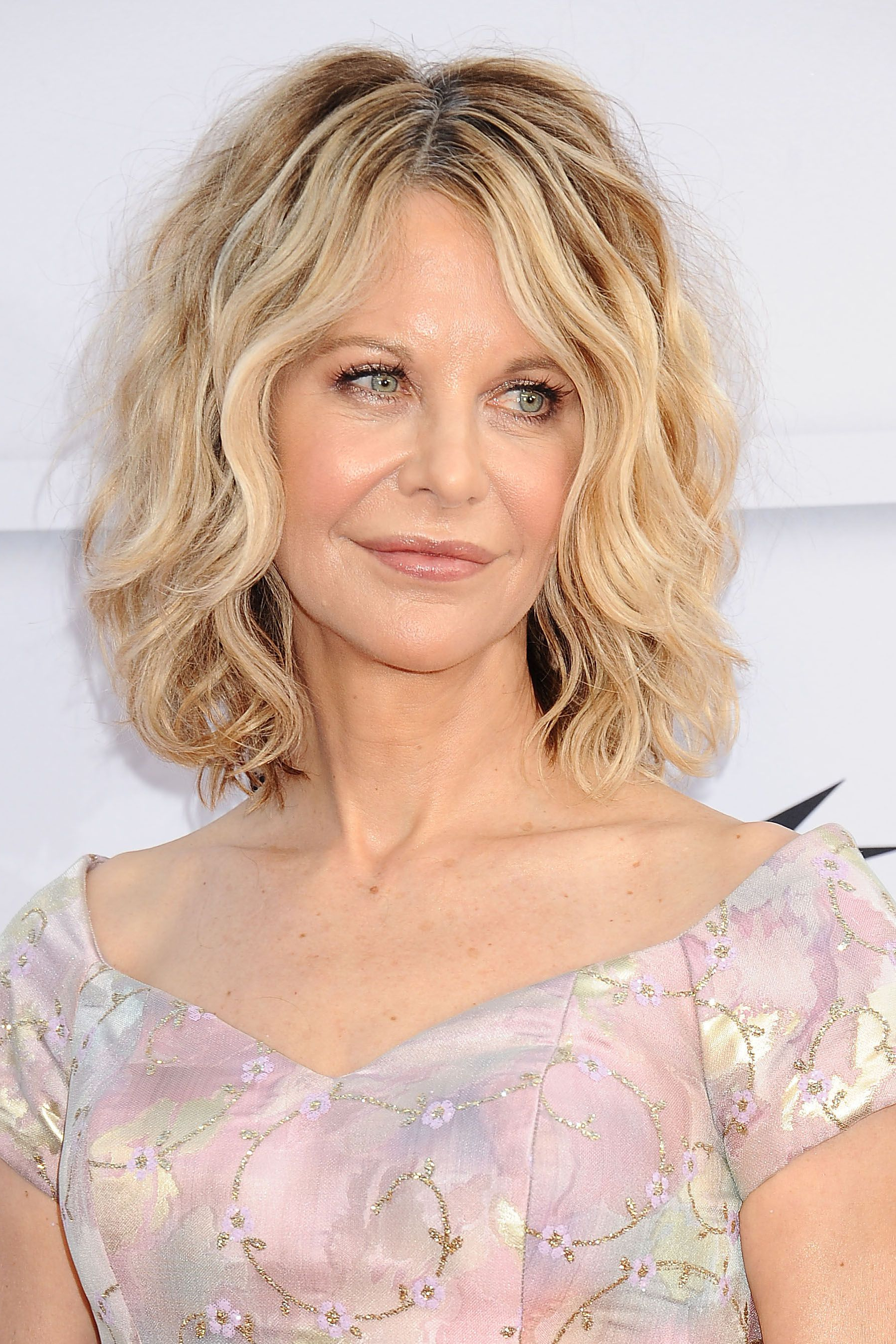 50 Best Hairstyles For Women Over 50 – Celebrity Haircuts Over 50 Within Most Recently Released Medium Haircuts For Grey Haired Woman (View 5 of 20)