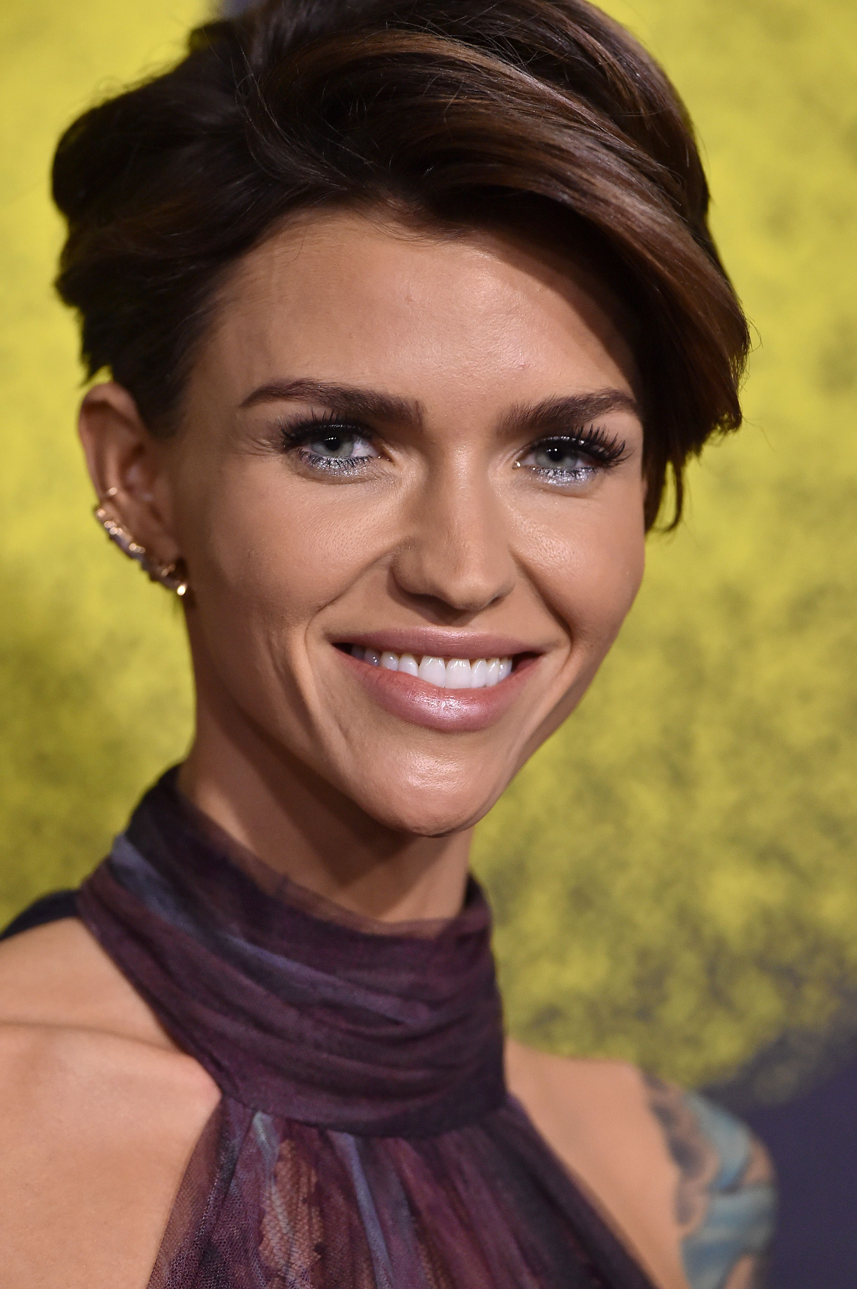 50 Best Pixie Cuts – Iconic Celebrity Pixie Hairstyles Throughout Recent Ruby Rose Medium Hairstyles (View 4 of 20)