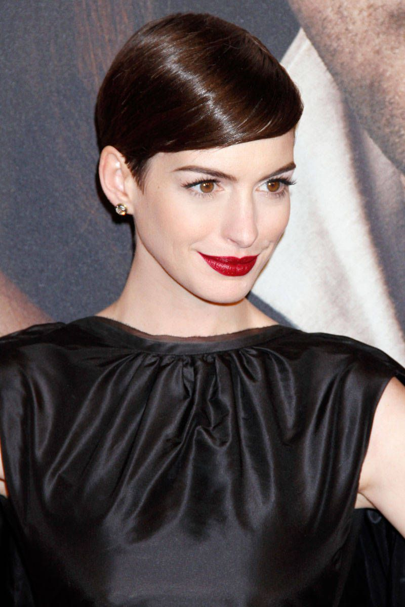 50 Best Pixie Cuts – Iconic Celebrity Pixie Hairstyles With Regard To Popular Anne Hathaway Medium Hairstyles (View 1 of 20)