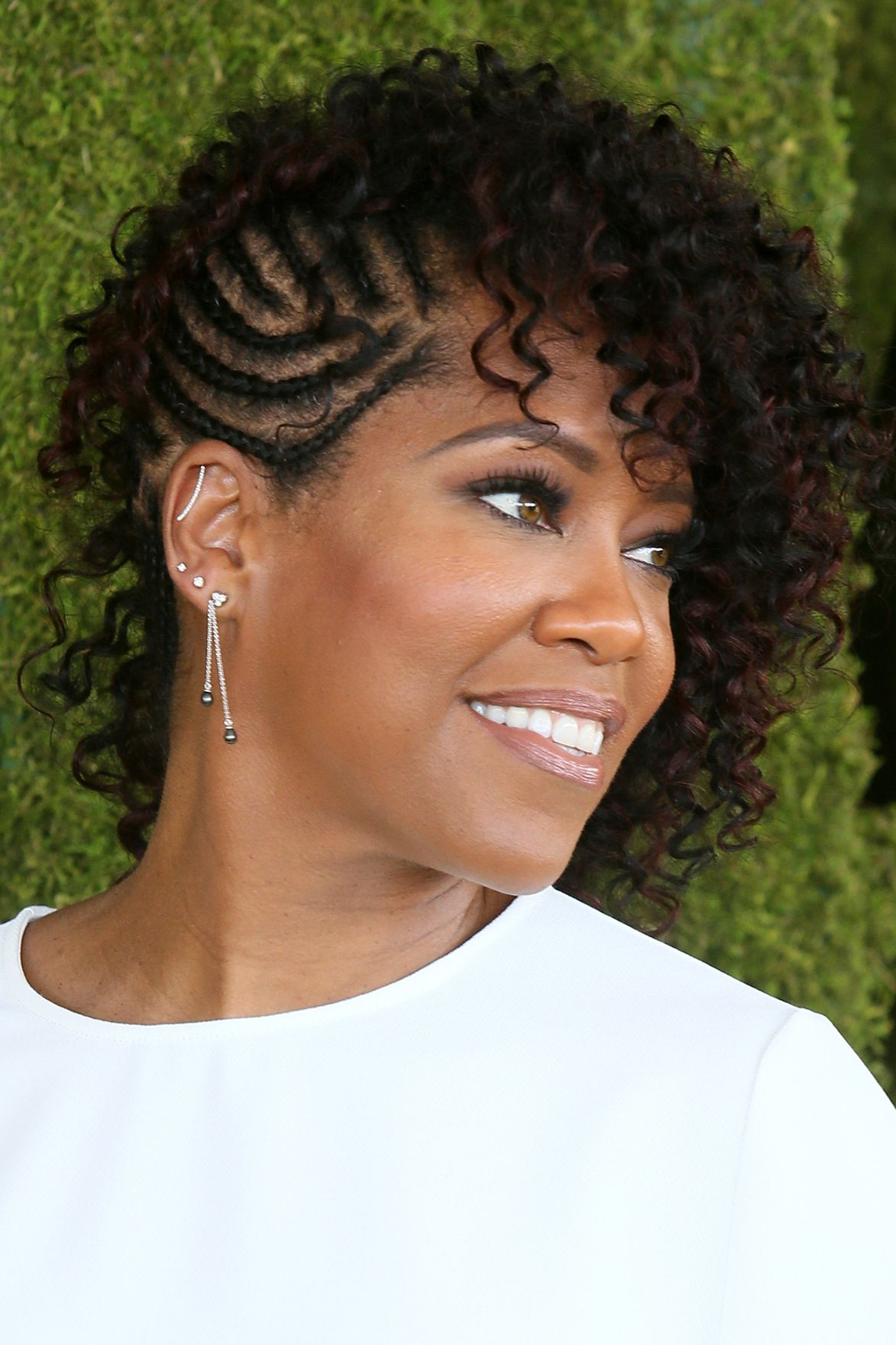 55+ Best Short Hairstyles For Black Women – Natural And Relaxed Within Most Up To Date Medium Haircuts For Black Women Natural Hair (View 7 of 20)