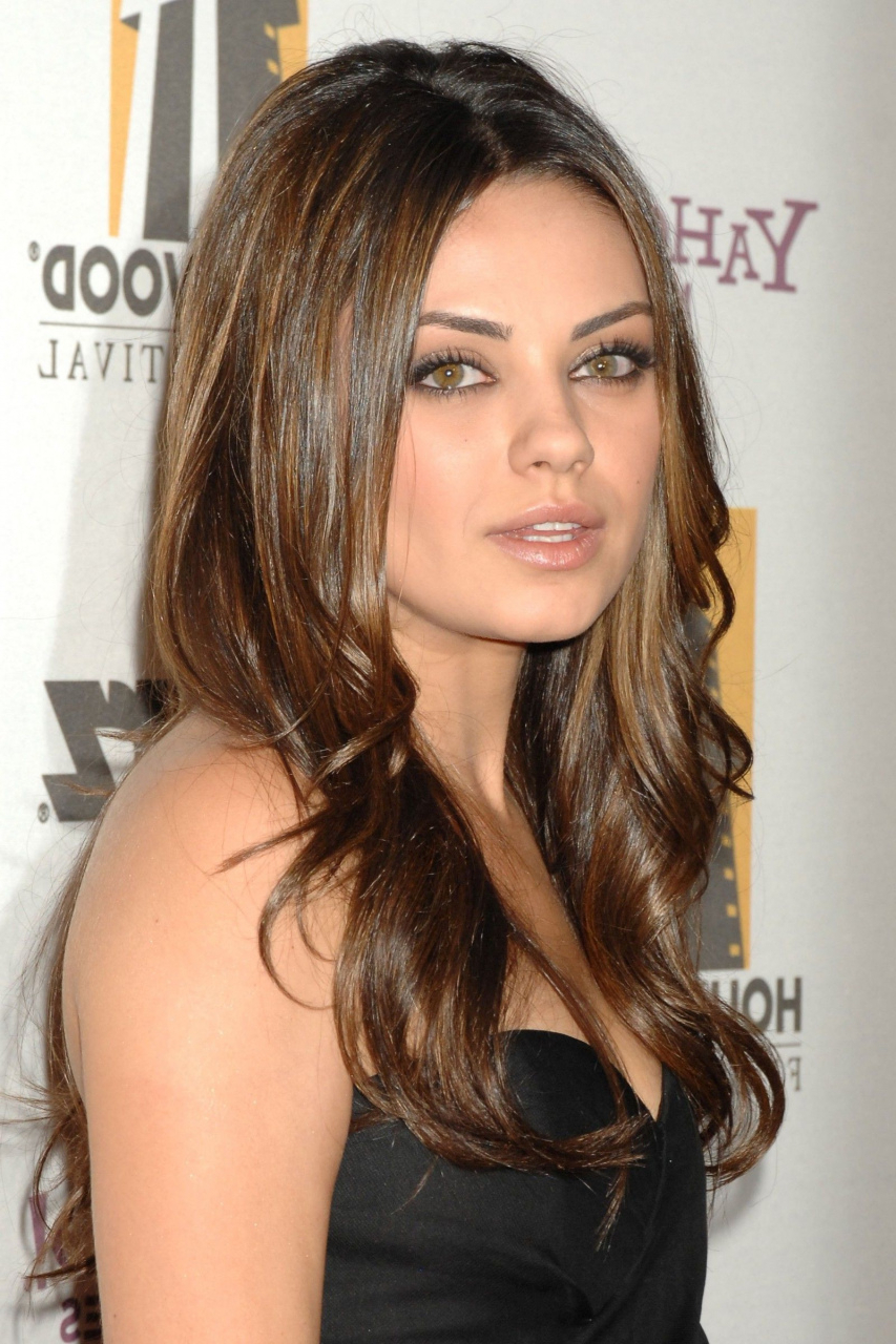 55 Pictures Of Medium Hairstyles Best Of Mila Kunis Friend Ship With With Regard To 2018 Mila Kunis Medium Hairstyles (View 1 of 20)