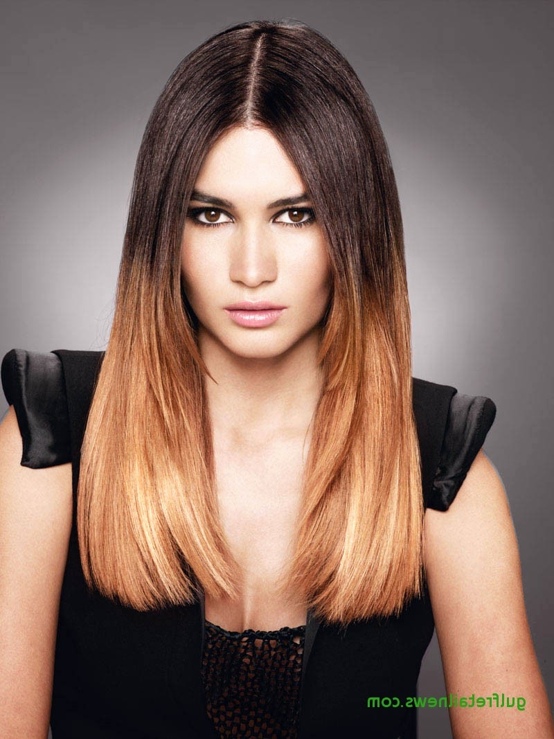 56 Inspirational Photos Of Hairstyles For Medium Length Relaxed Hair Inside Current Relaxed Medium Hairstyles (View 3 of 20)