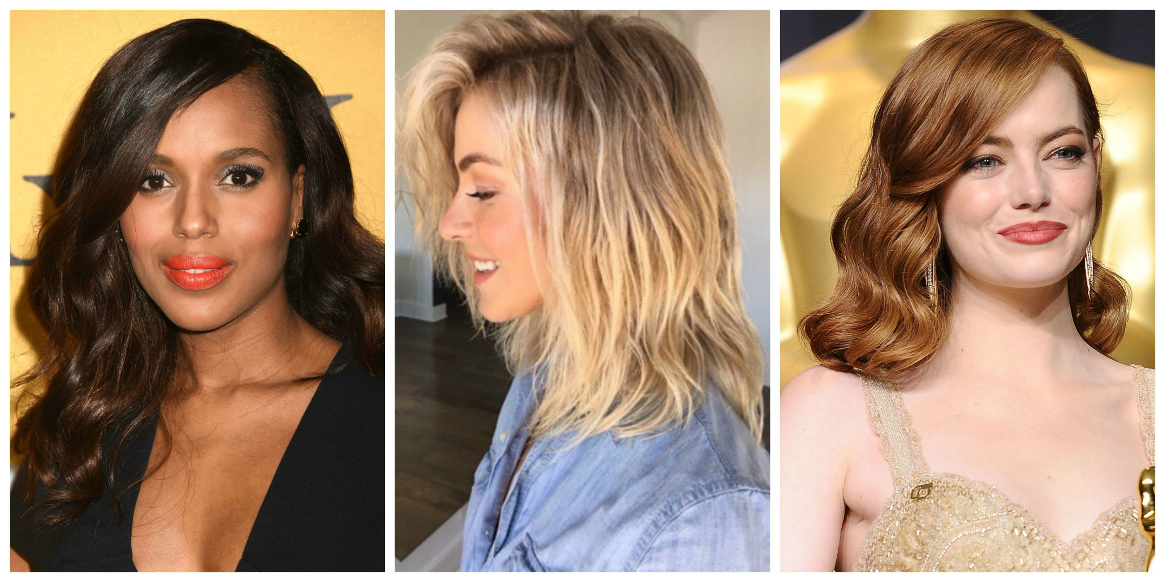 59 Wavy Hairstyle Ideas For 2018 – How To Get Gorgeous Wavy Hair With Most Current Layered, Flipped, And Tousled Hairstyles (View 8 of 20)