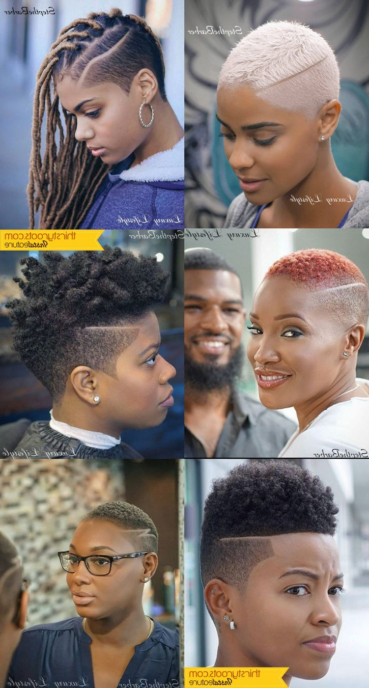6 Fade Haircuts For Womenstep The Barber (View 12 of 20)