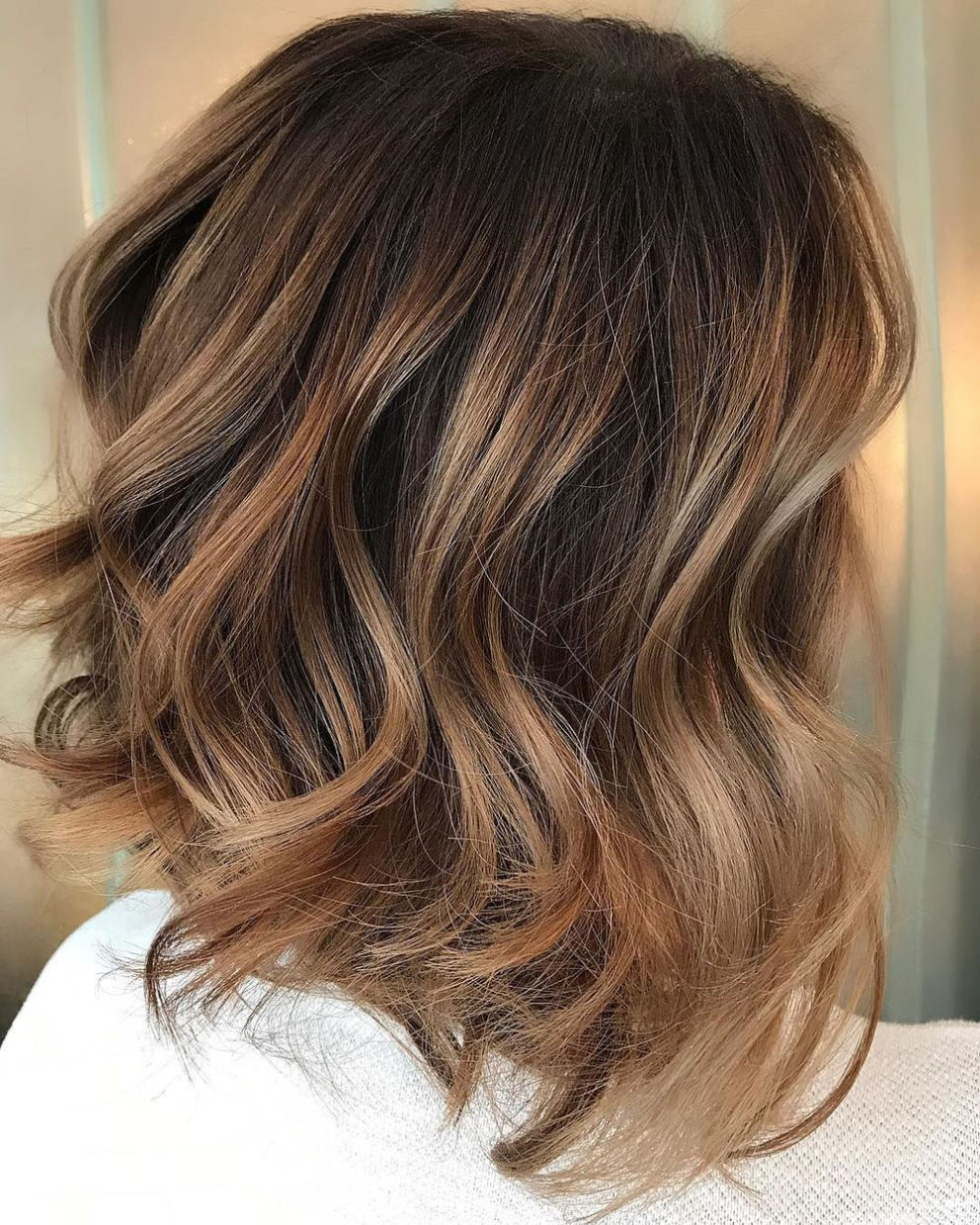 70 Flattering Balayage Hair Color Ideas For 2018 In  (View 8 of 20)