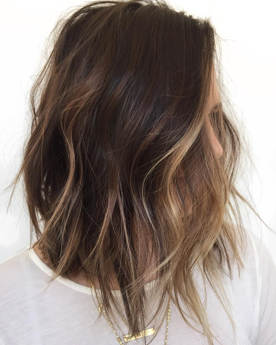 70 Flattering Balayage Hair Color Ideas For  (View 7 of 20)