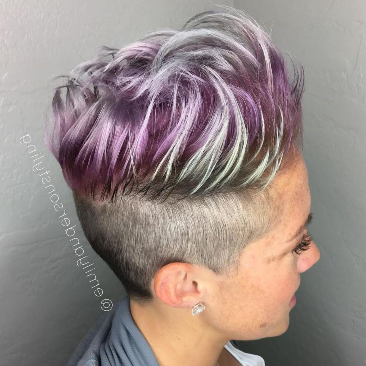 70 Most Gorgeous Mohawk Hairstyles Of Nowadays In (View 3 of 20)