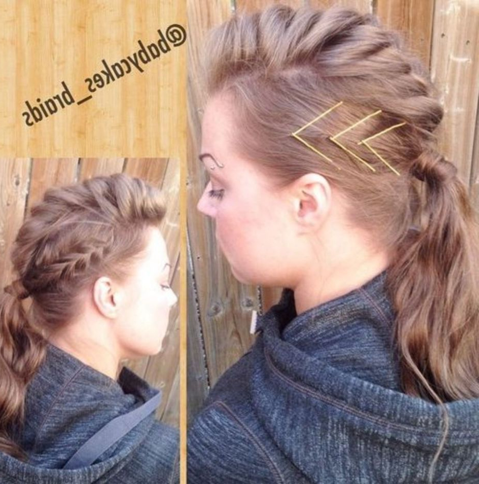 70 Most Gorgeous Mohawk Hairstyles Of Nowadays In  (View 6 of 20)