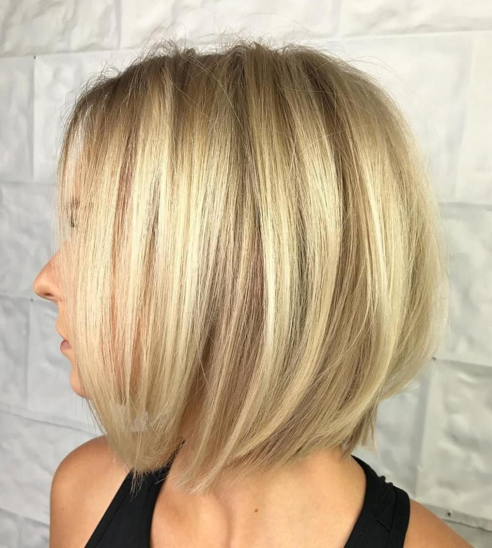 70 Winning Looks With Bob Haircuts For Fine Hair (View 5 of 20)