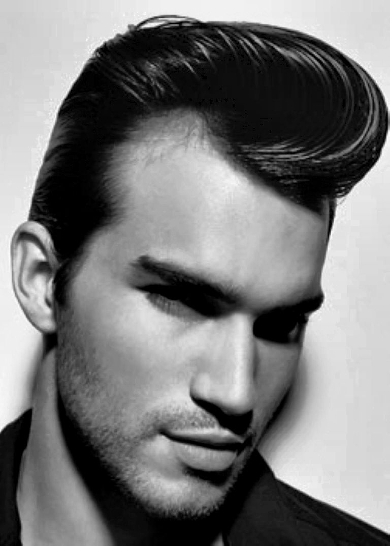 A Basic Guide To Picking 1950S Mens Hairstyles With Regard To Famous 1950 Medium Hairstyles (View 7 of 20)