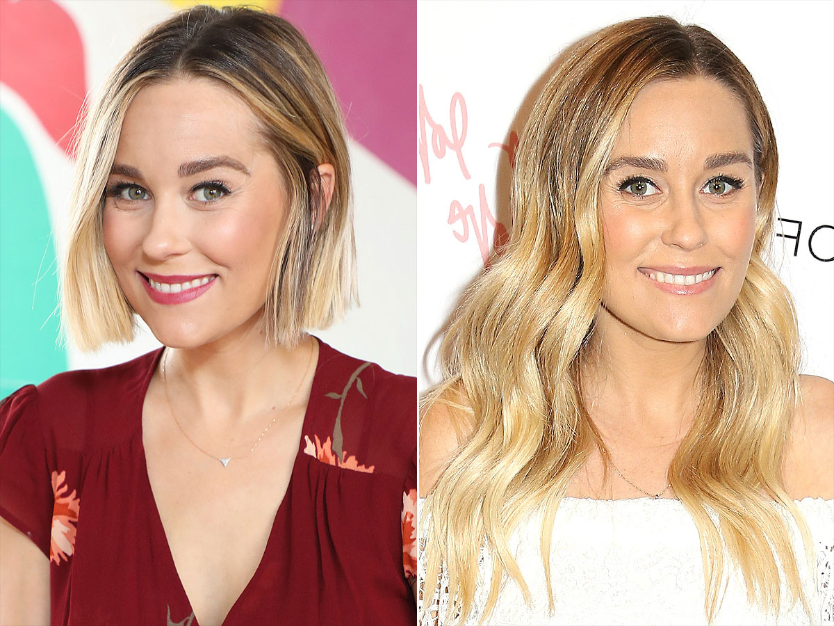 All About Lauren Conrad's Hair Evolution (Gallery 4 of 20)