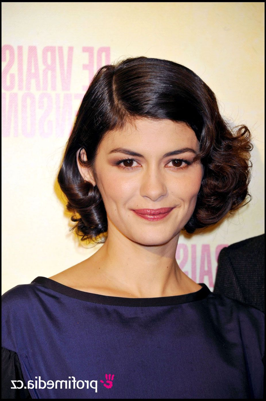 Audrey Tautou (Love Her Hair) (Gallery 13 of 20)