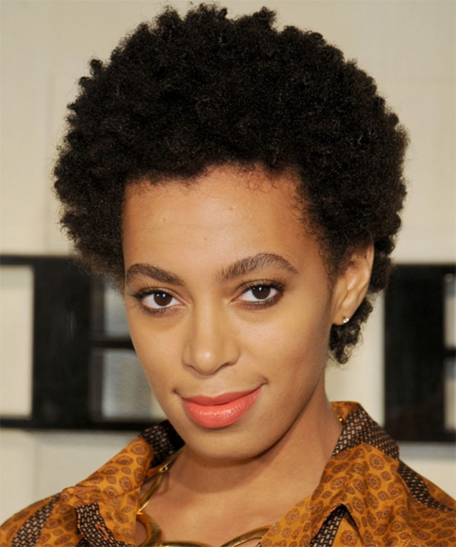 Beautiful People Regarding Popular Black Women Natural Medium Haircuts (View 4 of 20)