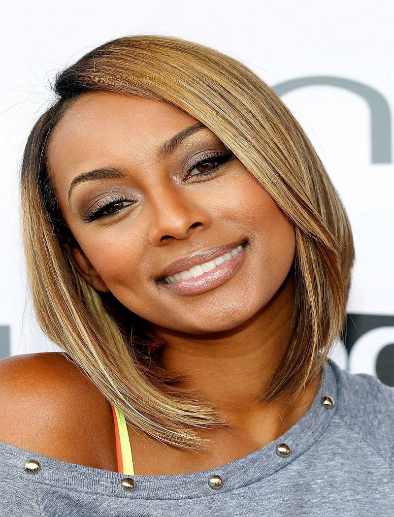 Beauty With Favorite Black Women Medium Haircuts (View 15 of 20)