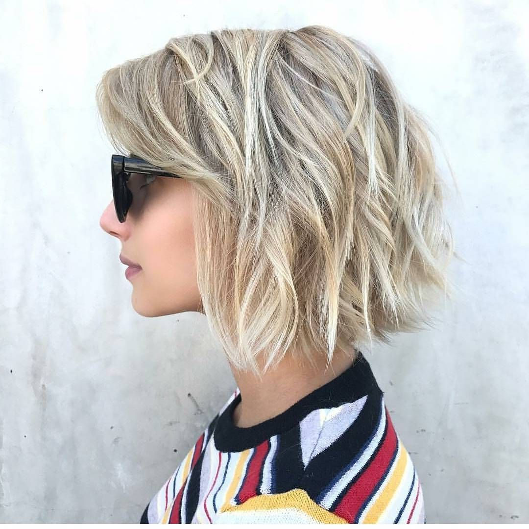 Best And Newest Chic Medium Haircuts In 10 Stylish Medium Bob Haircuts For Women – Easy Care Chic Bob Hair (View 10 of 20)