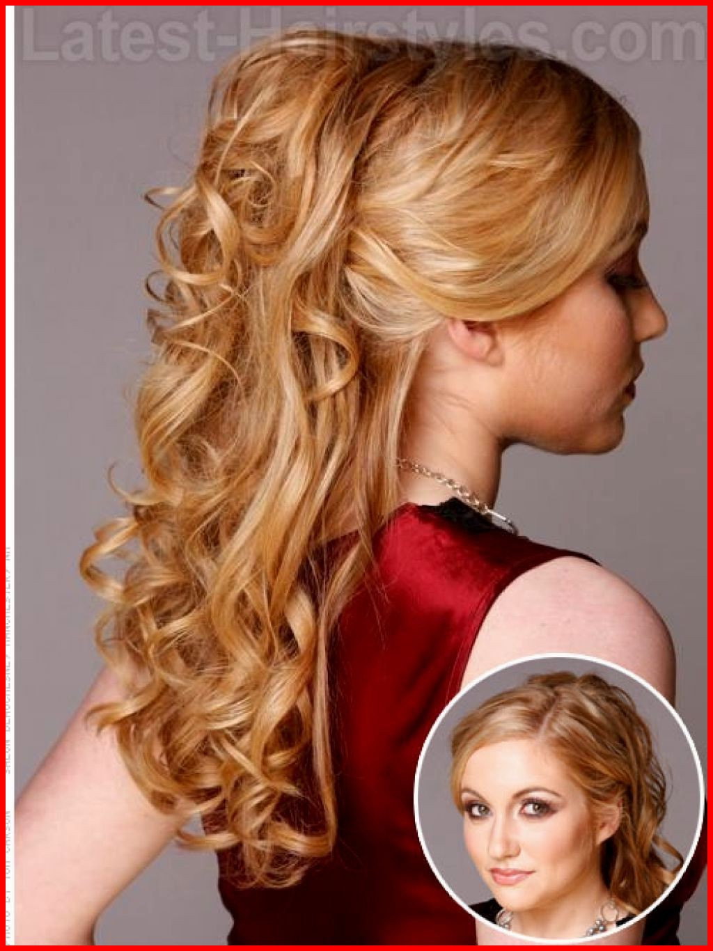 Best And Newest Down Medium Hairstyles Pertaining To Homecoming Hairstyles Down 93777 Prom Hairstyles For Medium Length (View 1 of 20)