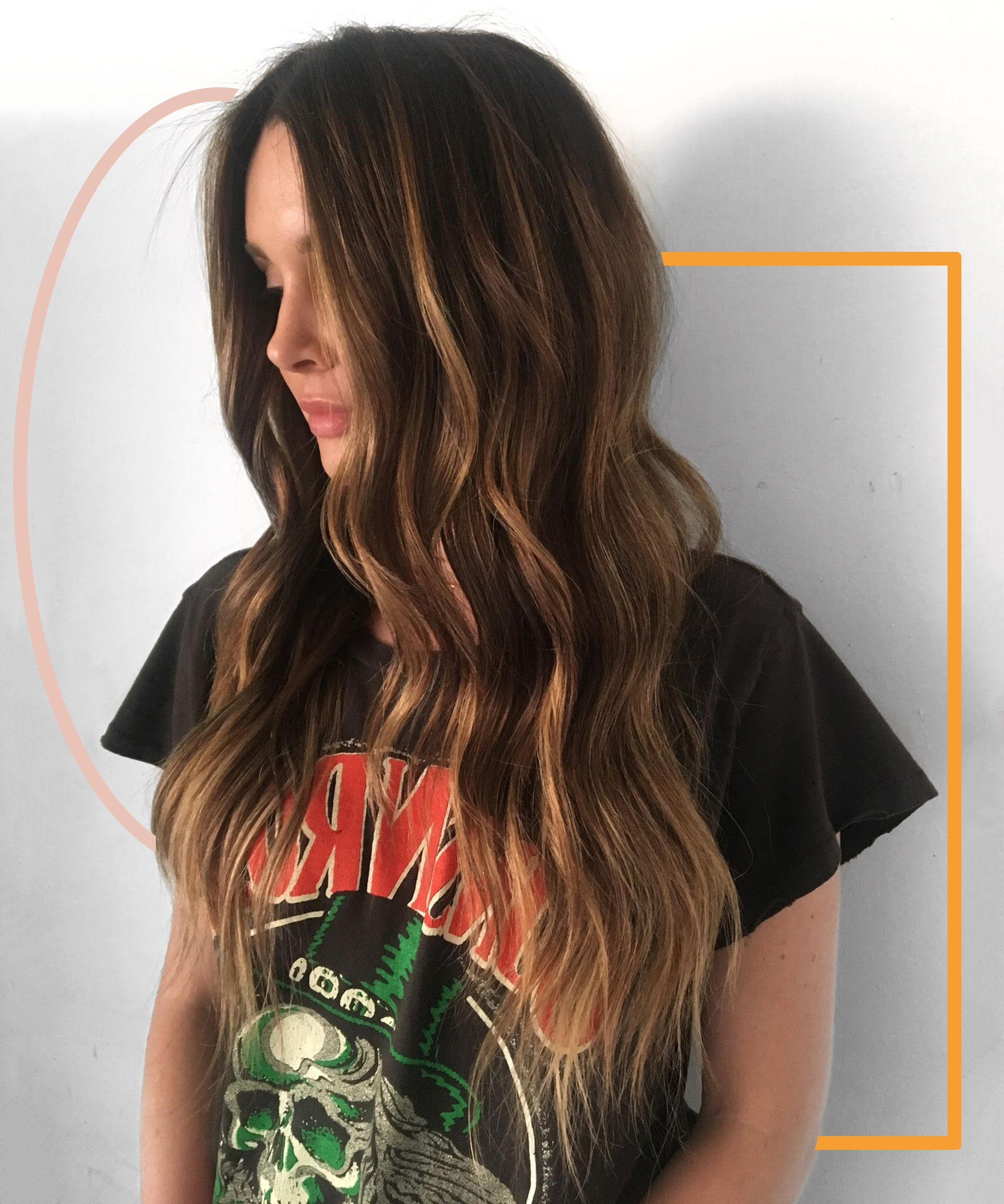 Best And Newest Medium Brown Tones Hairstyles With Subtle Highlights Regarding 2019 Hair Color Trends That Will Be Huge This Winter (View 11 of 20)