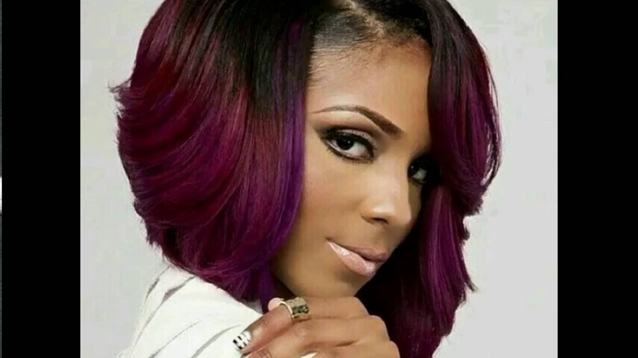Best And Newest Medium Haircuts For Black Women With Fine Hair Regarding 30 Natural Black Hairstyles For Thin Hair (View 9 of 20)