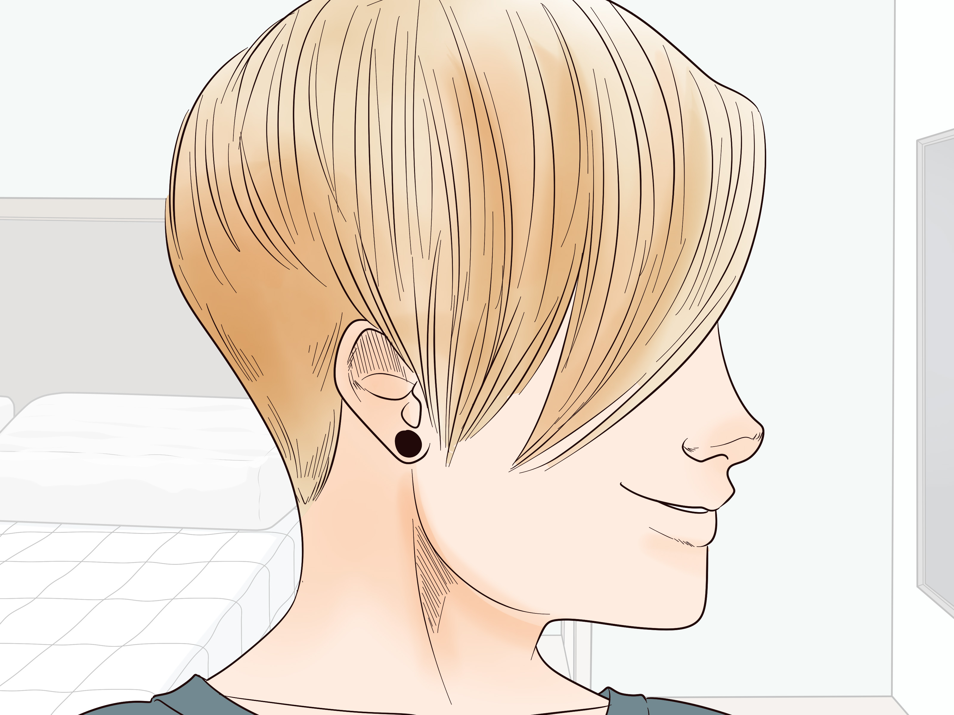 Best And Newest Medium Hairstyles For Growing Out A Pixie Cut Regarding 4 Ways To Grow Out A Pixie Cut – Wikihow (View 6 of 20)